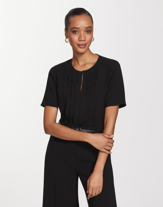 Finesse Crepe Farley Blouse