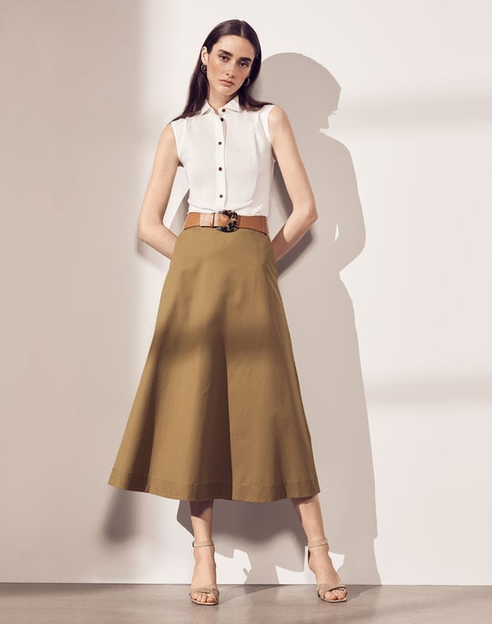 McKenzie Blouse and Guthrie Skirt