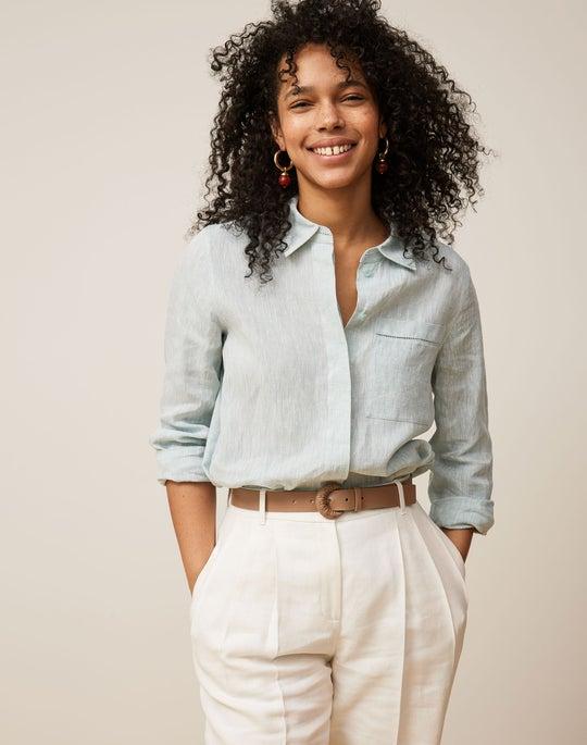 Ruxton Shirt and Vestry Pant