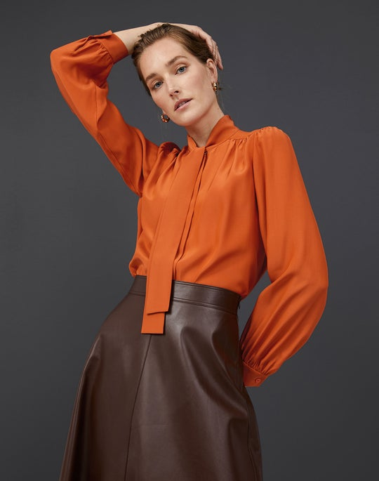 Cecile Blouse and Sumner Skirt