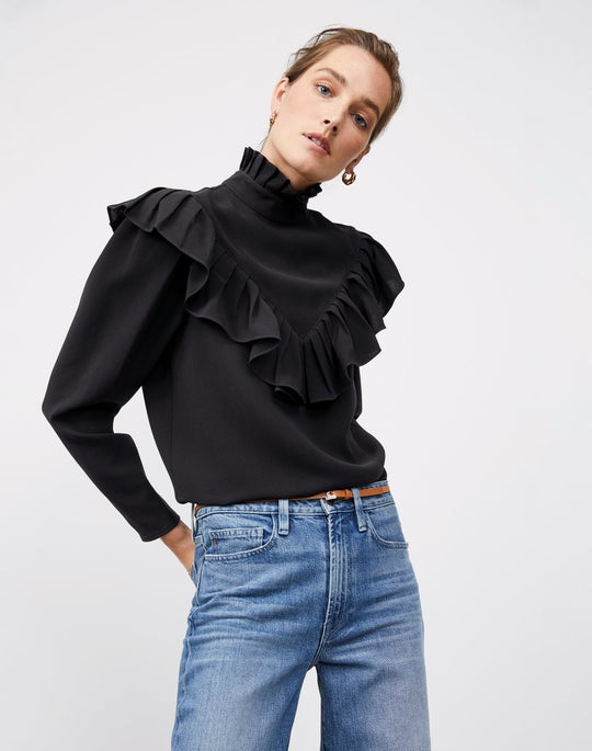 Ashlyn Blouse and Wyckoff Jean Outfit