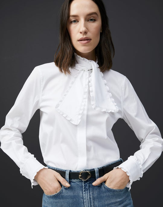 Rowland Shirt and Wyckoff Jean