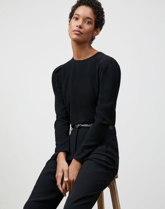 Finesse Crepe Gia Blouse