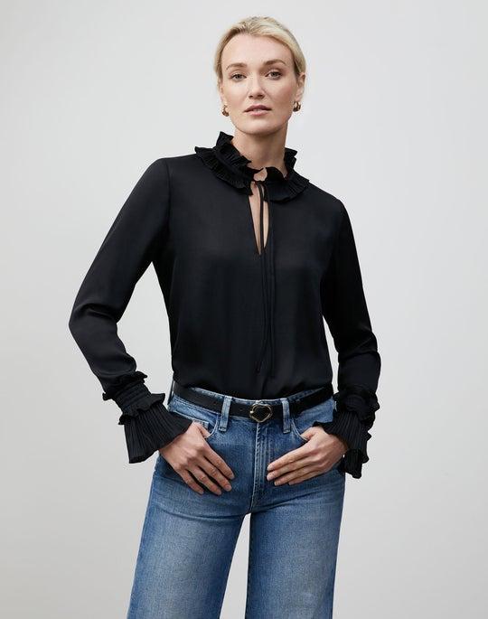 Plus-Size Carlisle Cloth Roan Blouse