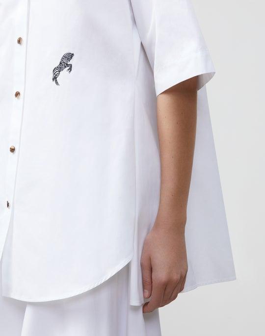 Sedwick Shirt and Helena Skirt
