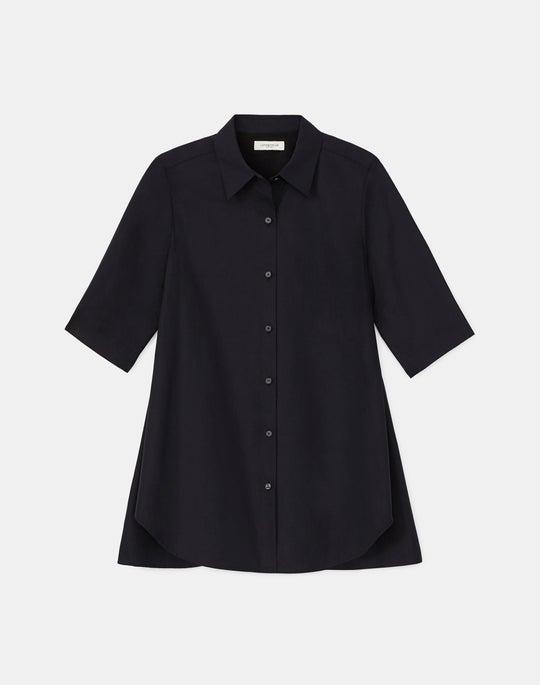 Petite Sedwick Shirt In Italian Sculpted KindCotton