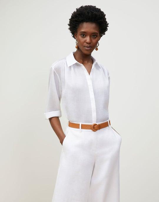 Nila Blouse In Gemma Cloth