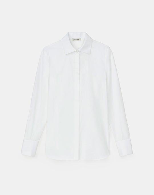 Plus-Size Italian Sculpted KindCotton Hayward Shirt