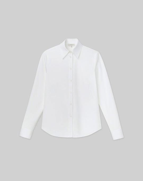 Kennedy Shirt In Italian Stretch Cotton