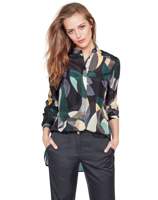 Brayden Blouse and Fulton Pant