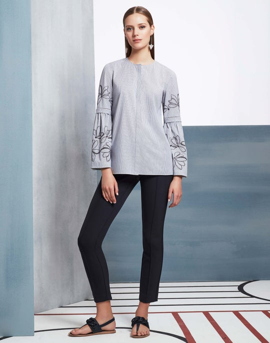 Roanna Blouse and Gramercy Pant