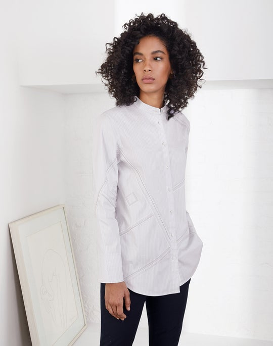 Lenno Blouse and Cropped Murray Pant