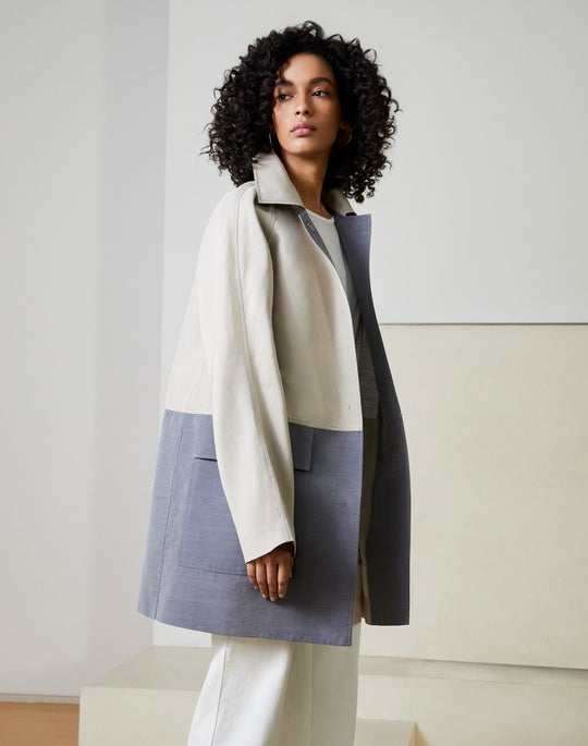 Maryann Coat and Fulton Pant