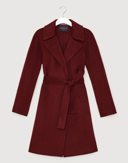 Luxe Cashmere Marsela Coat