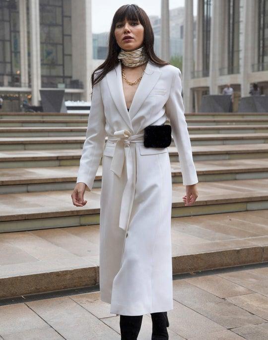 Natalie Lim Suarez's Uptown Look