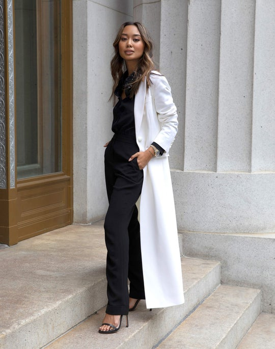 Linh Niller's Downtown Look