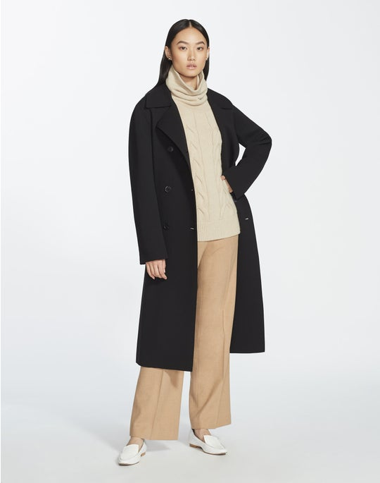 Gotham Coating Marjorie Trench Coat