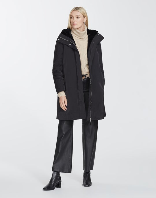 Chic Outerwear Sinclair Coat