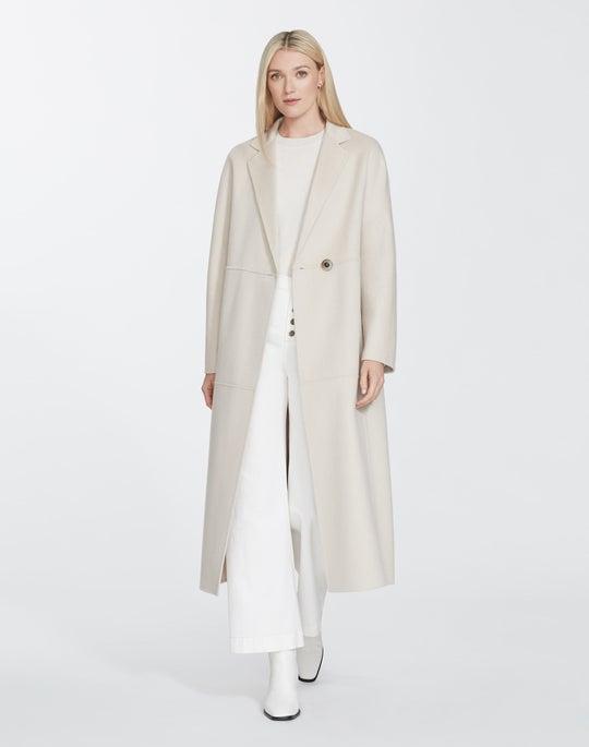 Luxe Cashmere Sondra Coat