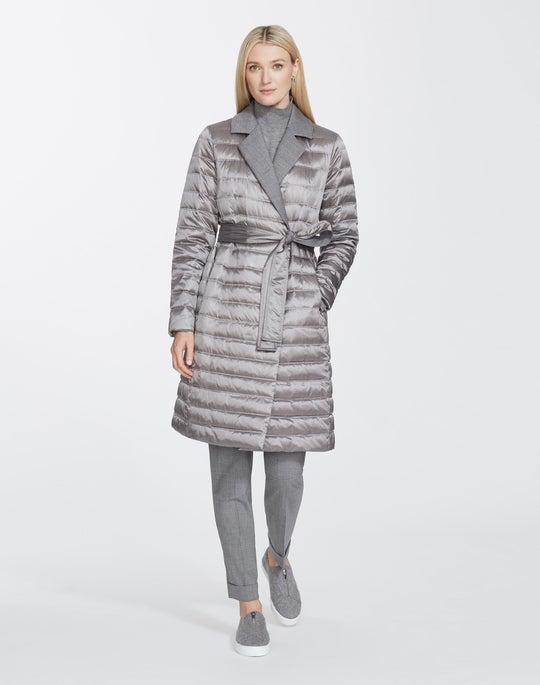 Satin Tech Dorma Coat