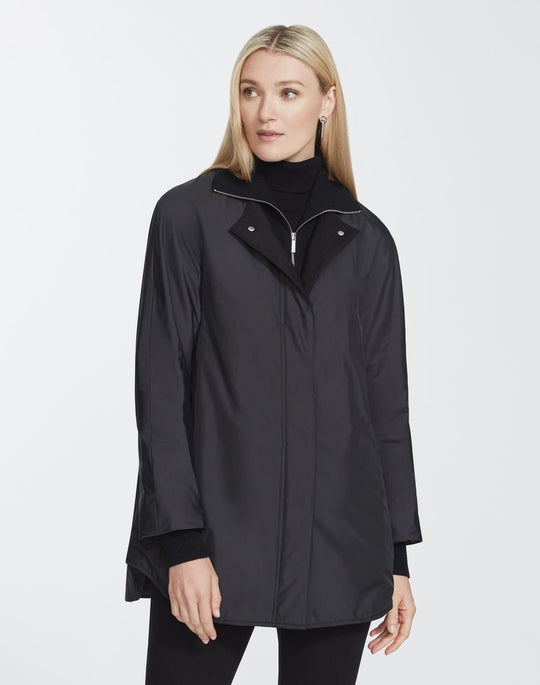 Plus-Size Alpine Outerwear Mackay Coat
