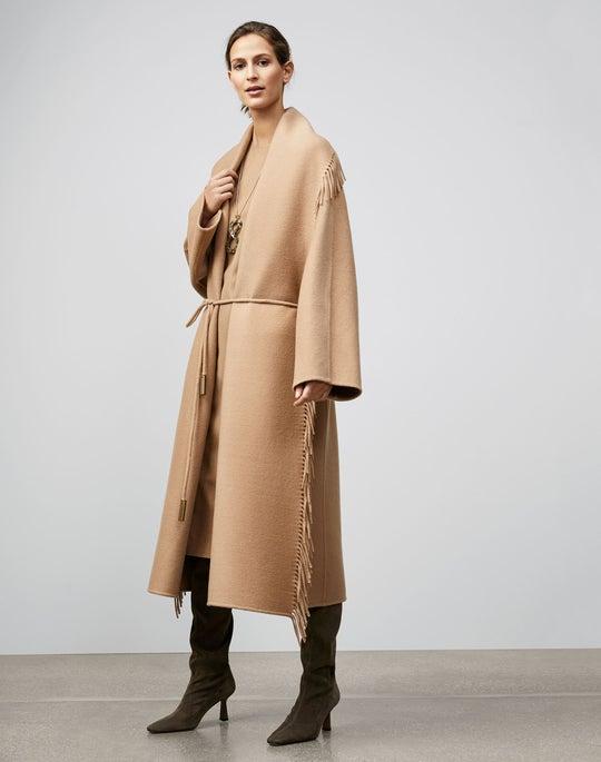 Everett Coat and Frances Dress