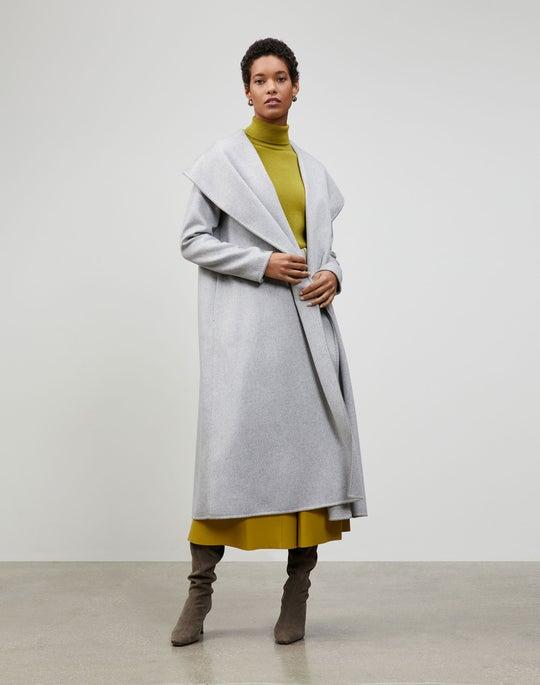 Luxe Cashmere Ashford Coat