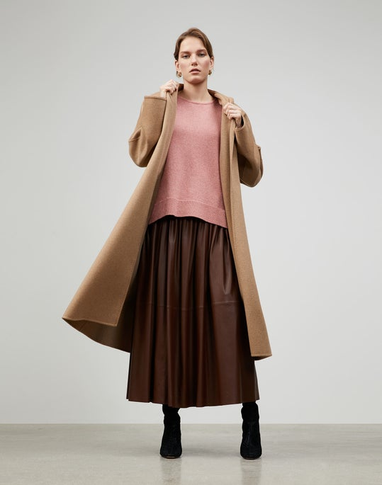 Luxe Cashmere Ryland Coat