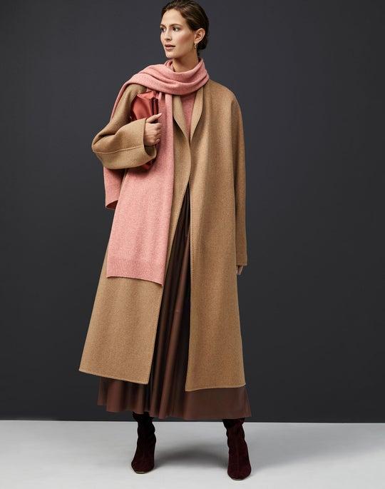 Ryland Coat and Lyons Skirt