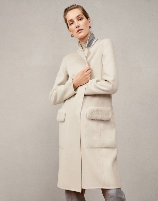 Esme Coat and Clinton Ankle Pant