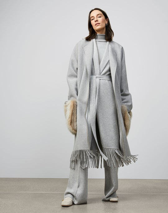 Stephens Coat and Knit Pull on Pant