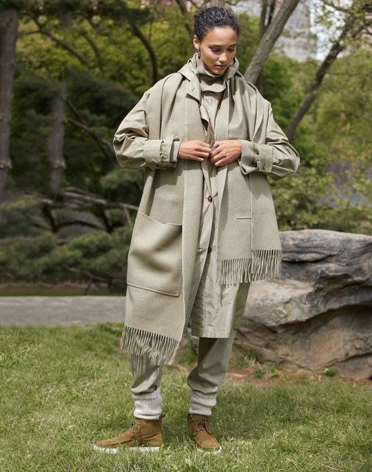 Amory Coat and Ashland Pant