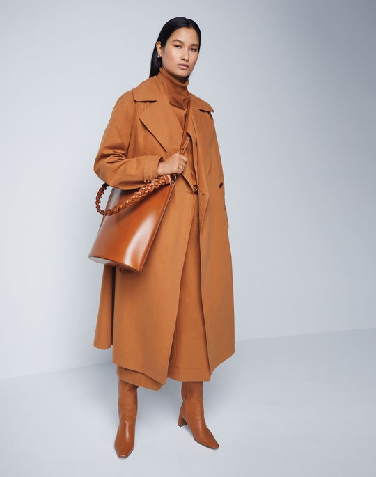 Silas Coat and Ryerson Culotte