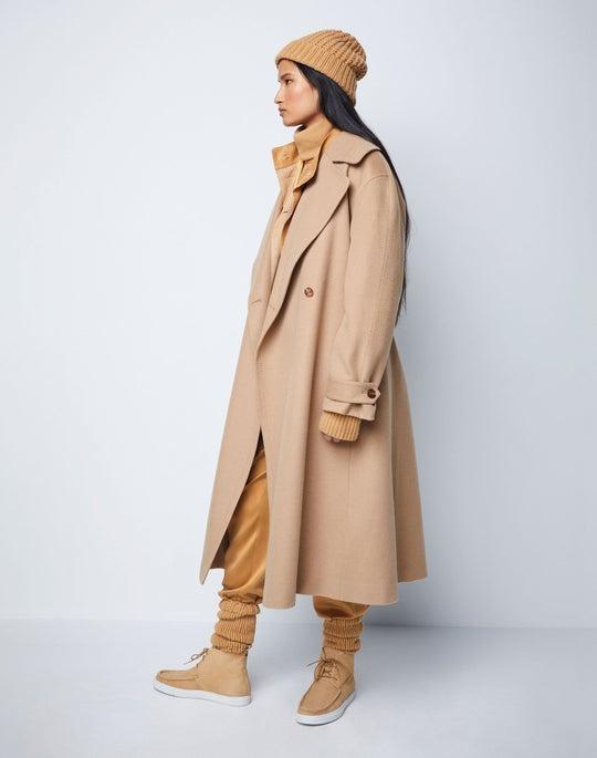 Silas Coat and Ashland Pant