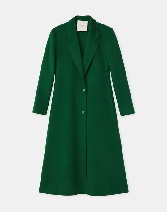 Hanna Coat In Luxe Cashmere