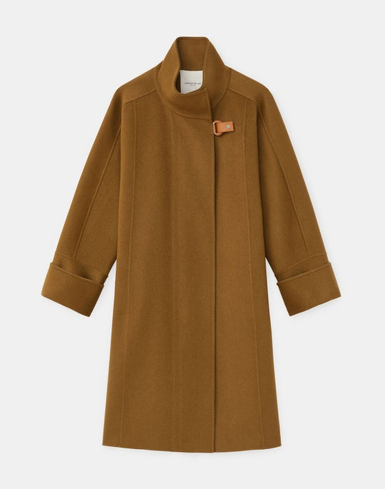 Foster Coat In Luxe Cashmere