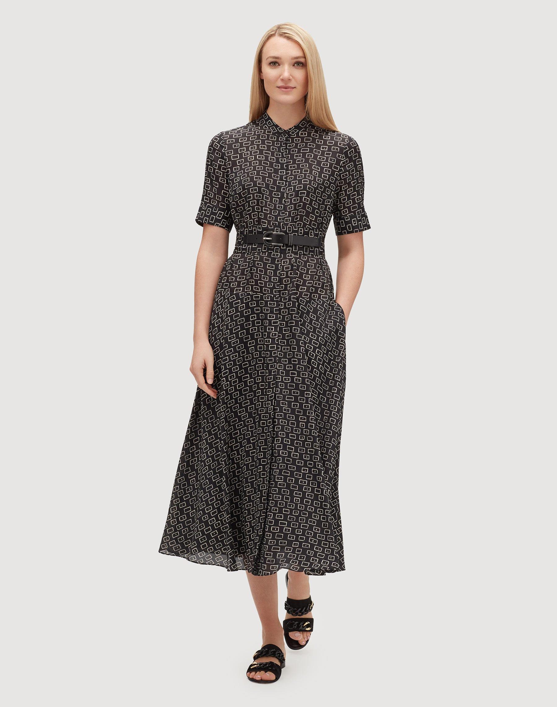 black coctail dress