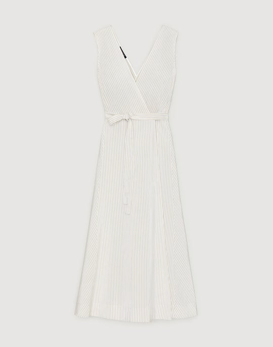 Sonata Stripe Siri Dress