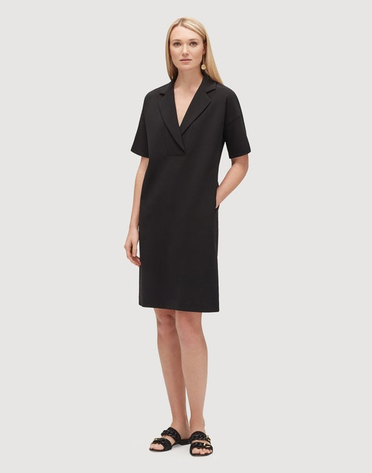 Finesse Crepe Jane Dress
