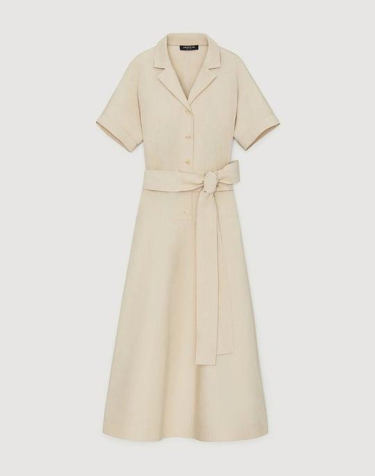 Petite Demure Cotton Varuni Dress