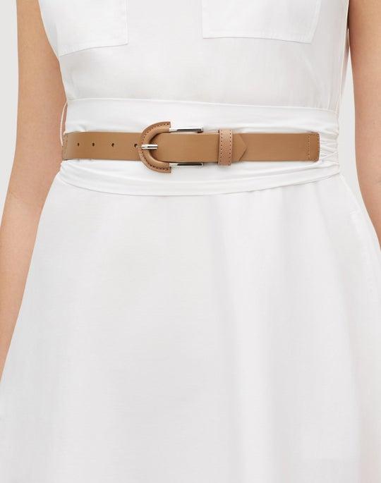 Plus-Size Classic Stretch Cotton Janelle Dress