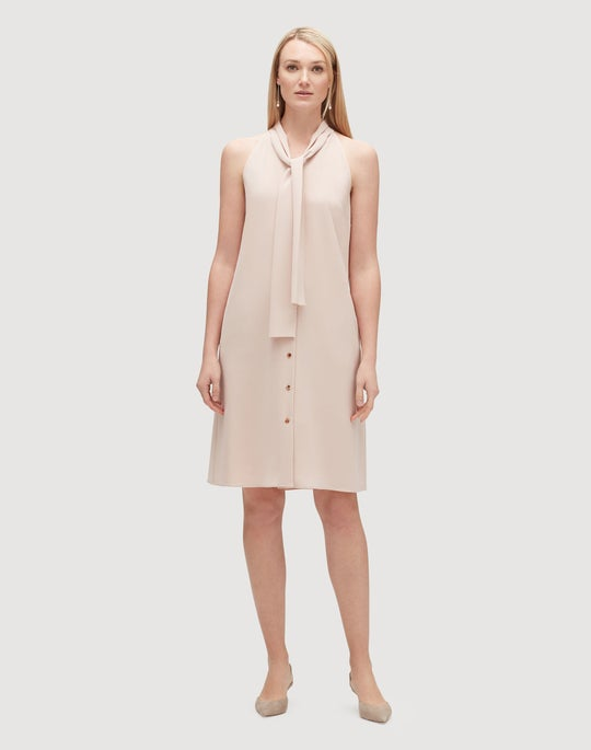 Finesse Crepe Amore Dress
