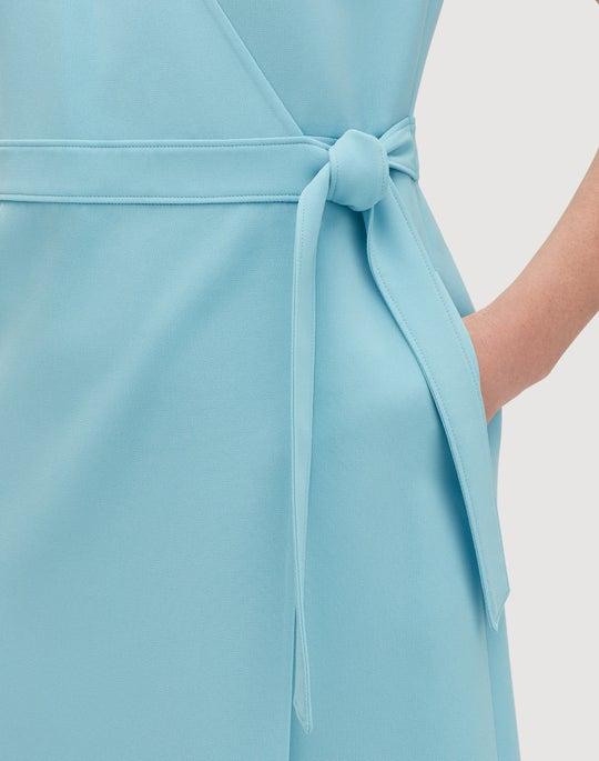 Plus-Size Finesse Crepe Pammie Dress
