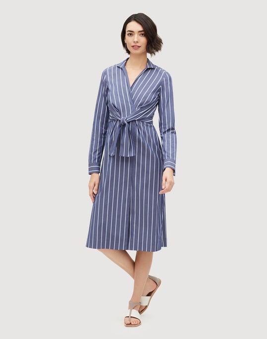 Concord Stripe Kylo Dress