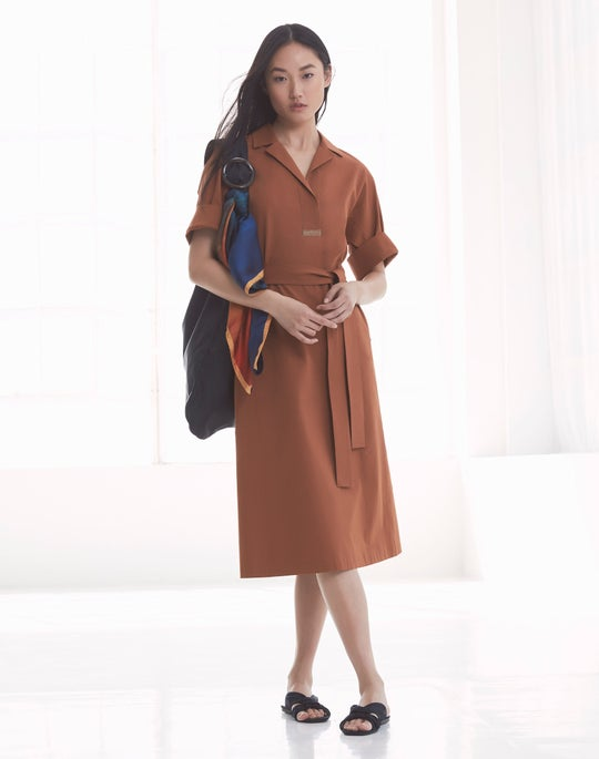 Maryellen Shirtdress