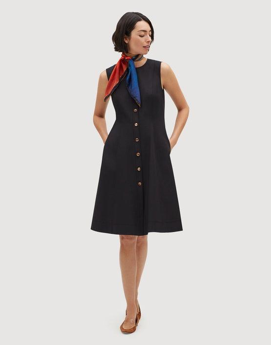 59036554a25 Fundamental Bi-Stretch Fahey Dress