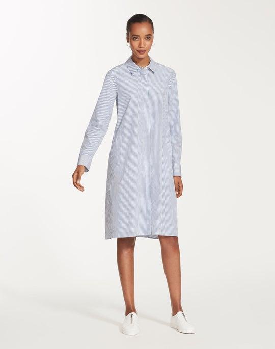 St. Eves Stripe Porto Dress