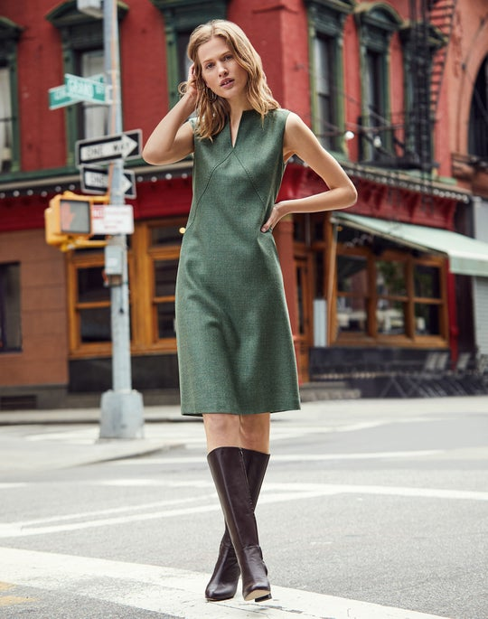 Millie Dress and Claremont Boot
