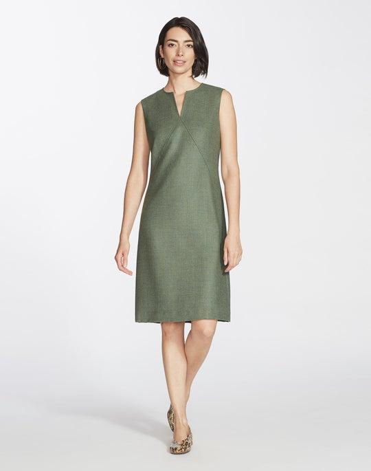 Euphoric Mélange Cloth Millie Dress