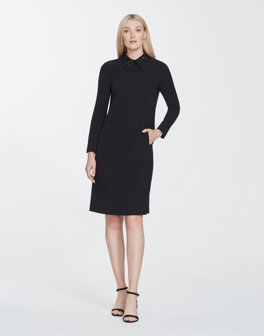 Finesse Crepe Janis Dress